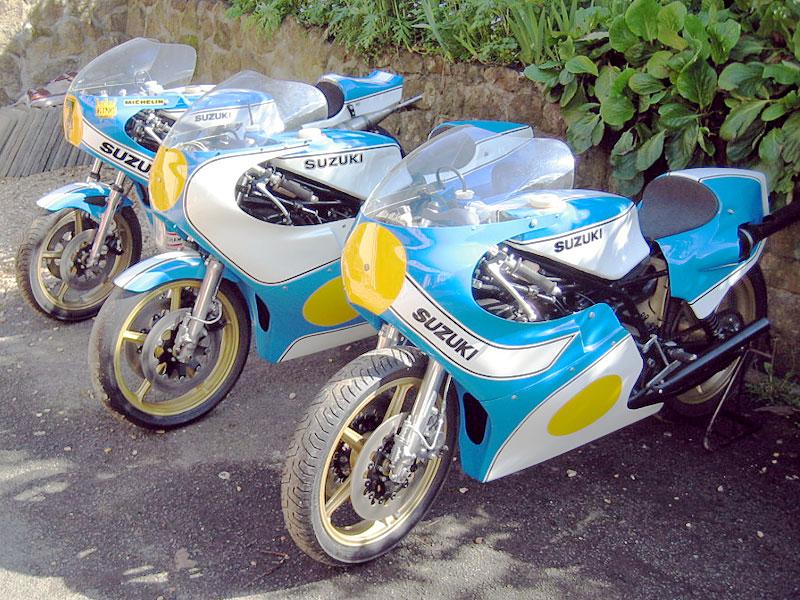 Suzuki Rg500 For Sale Suzuki Rg500 Gamma Left Rear