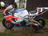 world Endurance championship winning Phase one Suzuki GSXR1000