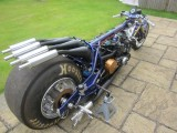 Yamaha TZ1500cc W8 280hp 500HP  plus on nitrous just push the button the ultimate TZ