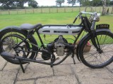 1912 TT Douglas 2  3/4 hp this very special TT machine