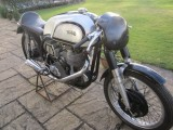 1955  Manx Norton 500cc Short stroke Original machine