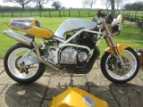 1979 Harris Magnum Suzuki GSXR 1260cc Cosworth High Spec