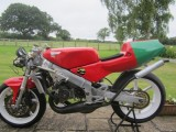 1992 Honda RS250 V twin Upside down Forks