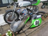 1972 Dave Kerby Norton Commando 750