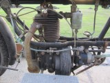 1920 FN 285cc Shaft drive motorcycle  Barn find