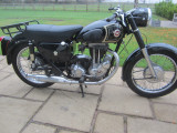 1958 Matchless 350 G3LS