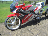 1991 Honda RS125 in Factory Colours