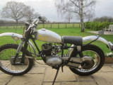 1960 Dot Works Villiers Trials 250