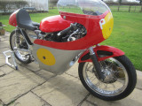 Seeley G50 Matchless with Fred Walmsley twin plug head