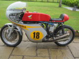 1969 Honda CR750 Replica