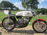 1972 Yamaha TD3 250cc Air cooled Drum Brake