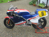 1983 Ex Honda Britain RS500