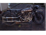 1936 Brough Superior 1000cc OHV