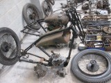 the makings of 5 rudges 1924 - 1932 inc 4 valve and radilal stuff