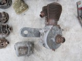 BSA engine and gearbox shell
