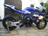 2004 Ex World Superbike Team France R1 Yamaha