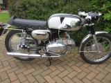 1968 Benelli Imperial sport 125