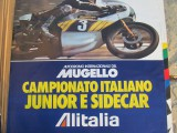MUGELLO Motorcycle grand prix Posters