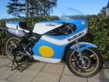 1976 Suzuki RG500 MK1 Grand prix machine  EX Steve Parrish 500 race bike